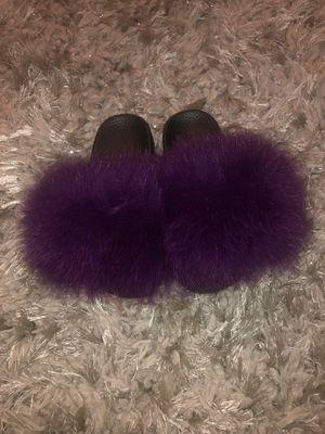 Girls Fur Slides for Sale in Philadelphia, PA