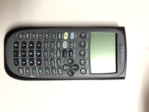 TI-89 Titanium Black for Sale in Kent, WA