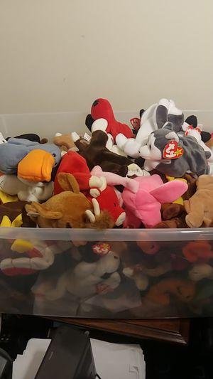 110 ty beanie original babies for Sale in Marietta, GA