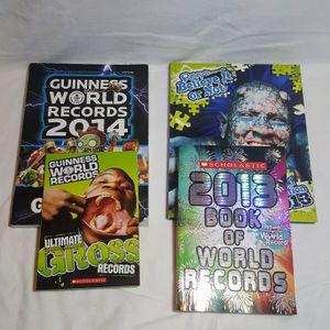 Kids World Records Books for Sale in Las Vegas, NV