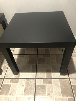 Side tables - Set of 2 for Sale in Montclair, CA