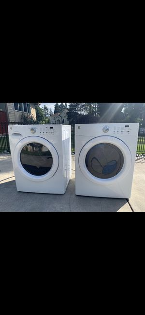KENMORE Washer and dryer both for $350 for Sale in Bellevue, WA