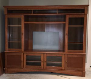 Entertainment Media Center TV Stand Wall Unit for Sale in Tullahoma, TN
