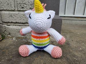 Rainbow Unicorn doll for Sale in Houston, TX