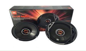 """JBL Car Speakers 2 Way Pair Coaxial 6.5"""" Audio Bocinas Cornetas Carro Auto Altavoces coaxiales de 2 vías JBL CLUB 6522AM for Sale in Miami, FL"""