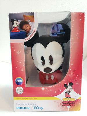 PHILIPS Disney Imaginative Lighting, Portable guide light for Sale in Moorhead, MN