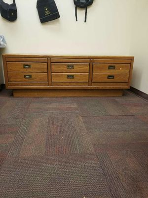 Extra-long TV stand 6 ft long for Sale in Philadelphia, PA