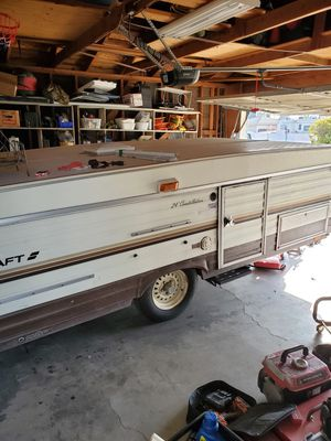 Tent trailer for Sale in Bakersfield, CA