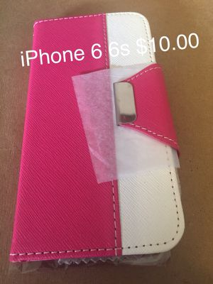 """Wallet for iPhone 6 6s (4.7"""") New for Sale in Denver, CO"""