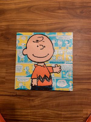 Charlie Brown painting for Sale in Oxon Hill, MD