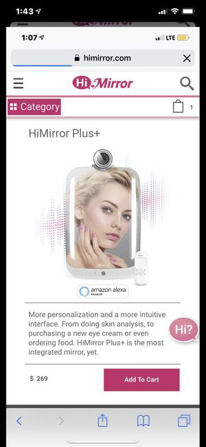 HiMirror products for Sale in Oklahoma City, OK