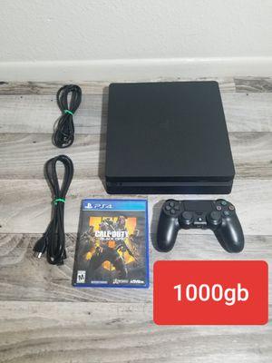 🚩 Playstation 4 Slim 1000gb Bundle Ps4 🚩 for Sale in Phoenix, AZ