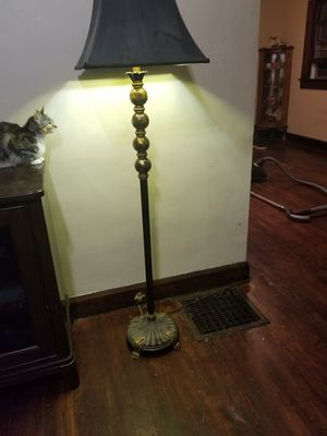 Decorative floor lamp. for Sale in Indianapolis, IN