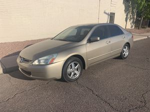 2004 Honda Accord Ex for Sale in Phoenix, AZ