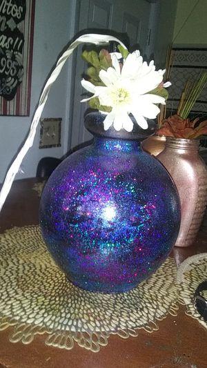 Handmade hanging lamp for Sale in Wichita, KS