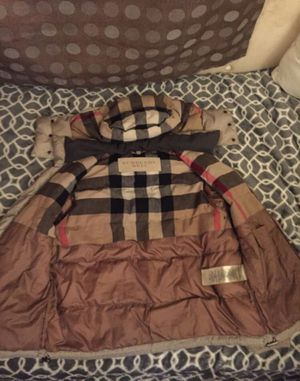Burberry Jacket for Sale in Oakland, CA