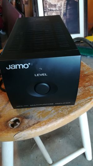 Jamo 2 channel amplifier for Sale in Corpus Christi, TX