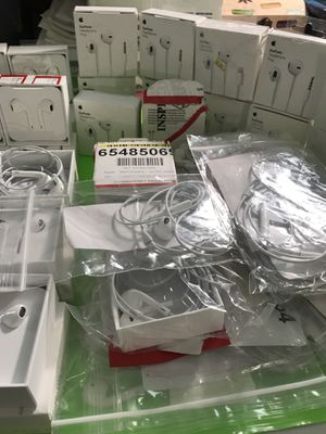 Authentic EarPods for iPhone 5,6,6+7,8,Plus,X for Sale in Henrico, VA