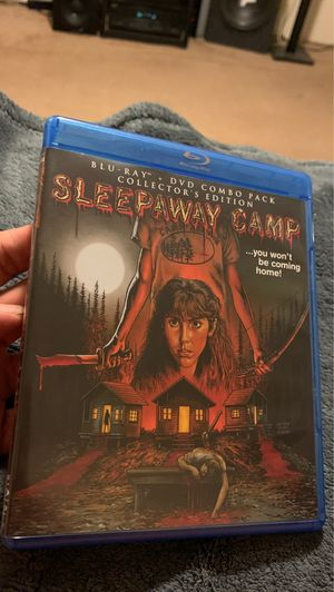 Scream factory Sleepaway Camp horror blu-ray for Sale in Grand Canyon Village, AZ