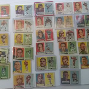 1957 Topps Football Cards (40) for Sale in Tampa, FL