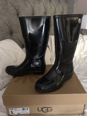 UGG rain boots for sale! for Sale in Greensboro, NC
