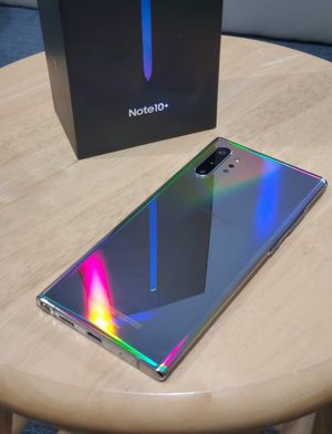 Samsung Galaxy Note 10 Plus for Sprint, like new! for Sale in Port St. Lucie, FL