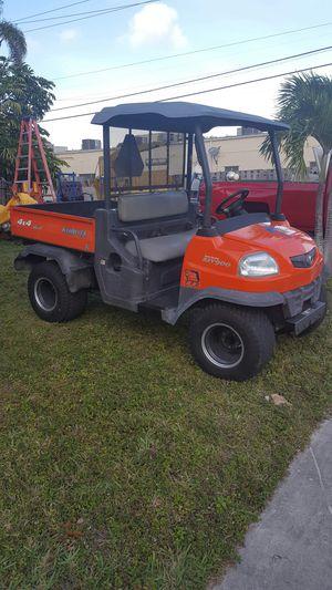 Kubota side by side 4 wheel drive diesel for Sale in Jupiter, FL