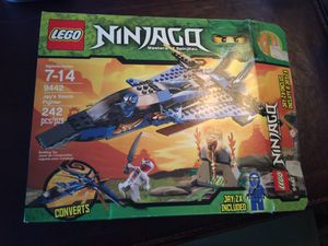 Reduced! Four LEGO ninjago building sets AND four LEGO Ninjago spinners and cards for Sale in Pittsburgh, PA