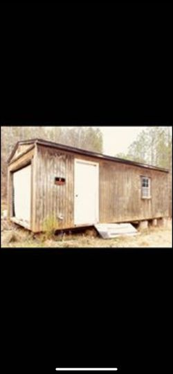 12x25 Shed for Sale in Plantersville,  AL