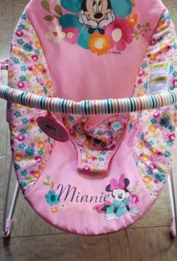 Pink Minnie Mouse Bouncer for Sale in The Bronx,  NY