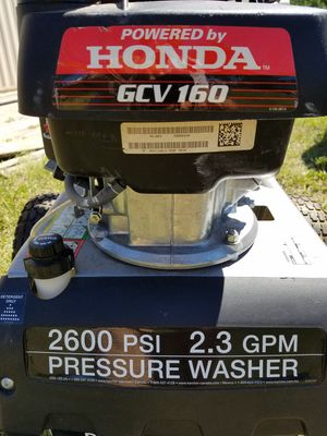 Honda pressure washer motor, ( Motor Only) for Sale in Davenport, FL