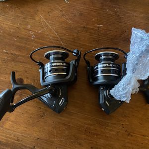 New Penn Pursuit 3 4000 Spinning Reels for Sale in Webster, TX