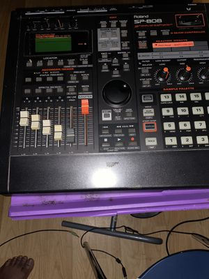 Roland sp 808 for Sale in Parkville, MD