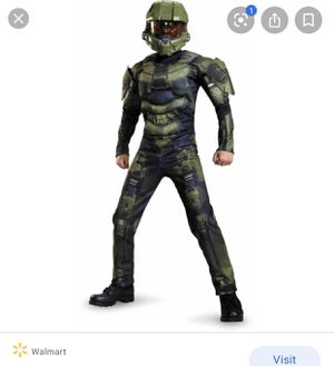 New halo costume size 10-12 asking $10 each several available for Sale in North Las Vegas, NV