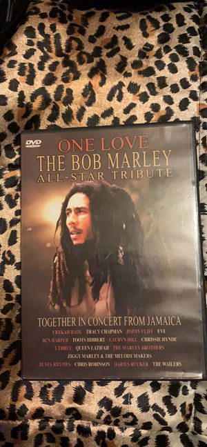 One Love The Bob Marley All-Star Tribute for Sale in Avis, PA