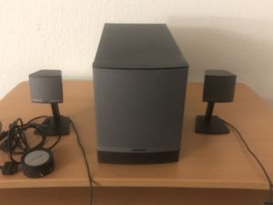 Bose Speaker & woofer- Excellent Sound and nice for music anywhere - Must go Sale for Sale in Phoenix, AZ