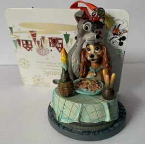 2019 Disney Store Sketchbook Lady and The Tramp Ornament New for Sale in Spring Valley, CA