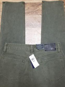 Nwt! Polo Ralph Lauren Sullivan slim Pants 32x30 for Sale in Atlanta,  GA