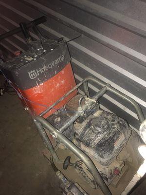 Husqvarna push saw for Sale in San Antonio, TX
