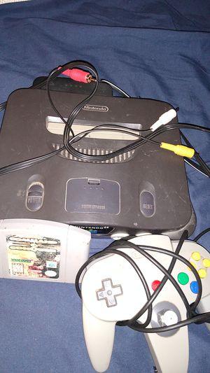 $60 Nintendo 64 for Sale in Las Vegas, NV