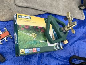 Melnor heavy duty pulsating sprinkler for Sale in Redding, CA