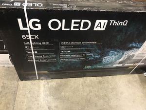 "65"" lg oled 4k smart tv for Sale in Norwalk, CA"