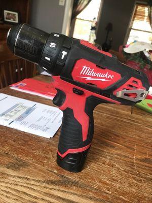 Milwaukee Hammer Drill for Sale in Warrenton, VA