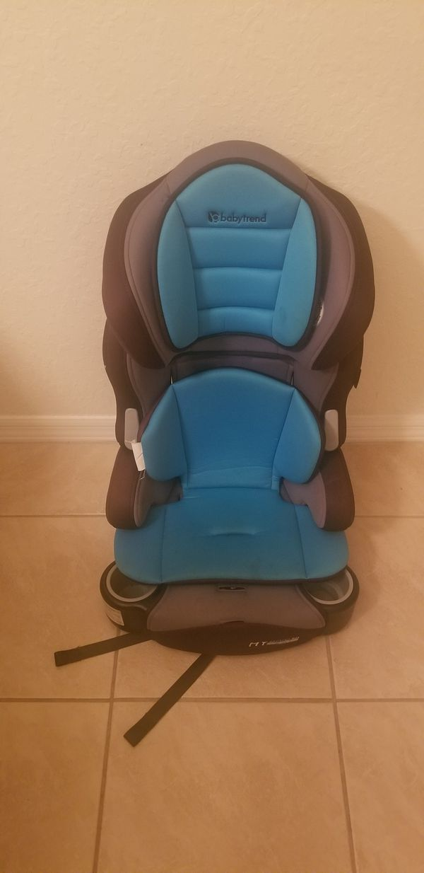 Carseat/booster seat