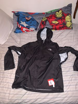 North Face Jacket with side zipper vents Size XL for Sale in West Hollywood, CA
