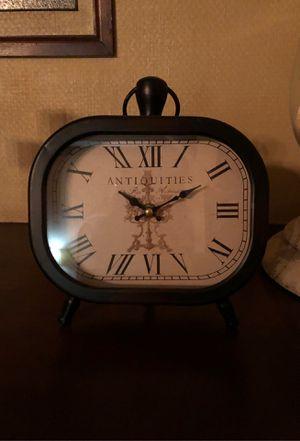 Decorate clock for Sale in Alsip, IL
