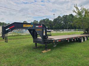 Gooseneck trailer 32ft for Sale in Houston, TX