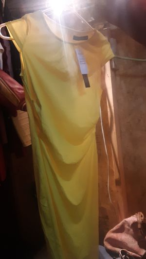 Yellow long candy dress Small .. ZANZEA collection for Sale in Salt Lake City, UT