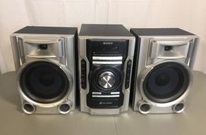 Sony MHC-EC55 Hi-Fi CD Player Digital AM/FM Home Stereo System for Sale in Baltimore, MD