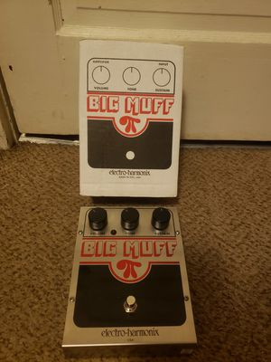 Big muff pedal. for Sale in Chattanooga, TN